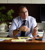 Steve Giglio delivers results through executive development